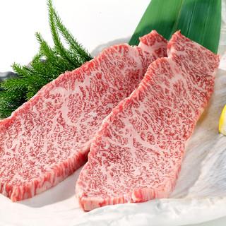 安心・安全のこだわりの焼き肉