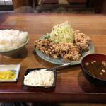 加登屋食堂 - 料理写真: