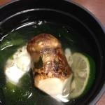 鮪 おか戸築地食堂 - 松茸ドーン