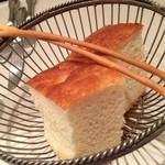 VIA Brianza - やたら美味しかったのでつい撮ってしまったパン