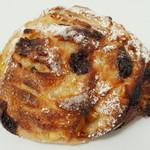 ロバ - チョコオレンジパン(\180、2012年10月)