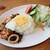 おべんとう&カフェ アオヤマ - 料理写真:海鮮ガパオライス990円