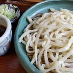 喜庵 - 料理写真:もりうどん
