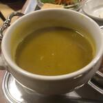 コンコンブル - ランチスープ(カボチャ)