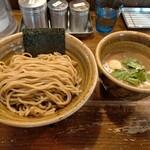 ベジポタつけ麺えん寺 - ベジポタ味玉900円