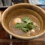 ベジポタつけ麺えん寺 - つけ汁
