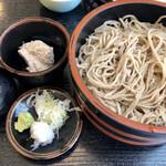 信州蕎麦の草笛 - くるみ蕎麦