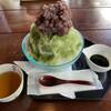 天下茶屋 - 料理写真:宇治金時かき氷