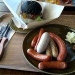 猿倉山ビールバー - 料理写真: