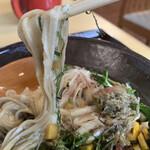 江戸蕎麦 一輪草 - 山形だしそば