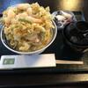 味匠 天宏 - 料理写真:かき揚げ丼2枚