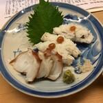 めなみ - 鱧湯引き+明石蛸