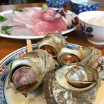 海の食堂 大家族 - 料理写真: