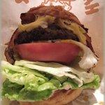 1549204 - '09/05 ベーコンエッグチーズ☆スモーキーバーガー