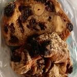 ドミニク・サブロン ラピッド - レーズンとクルミのパン