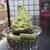 カテキン堂 - 料理写真:冷やし大判焼き