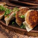 生姜料理 しょうが - 生姜軟骨焼き餃子