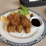 レストラン カナル - カキフライ
