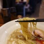 麺や いま村 - 麺リフト