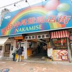七面 - 仲見世商店街@町田 商店街入口