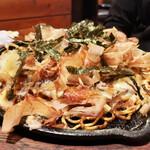 ぼてすけ屋 - 料理写真:ぼてすけ1,100円
