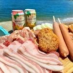 カリフォルニア バーベキュー ビーチ - 料理写真: