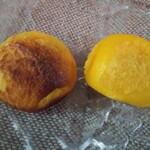 154924687 - たまごぱん瀬戸内レモン右はそのまま、左はトースト後
