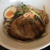 和風らーめん 凪 - 料理写真:カレーつけ麺の大腕