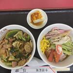 中国料理 江陽 - ボリューム満点ミニセット 700円