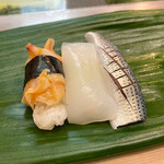 すしの壽々丸 - 料理写真:にぎりセット 七島(しちとう) 1650円。