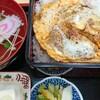 小松庵 - 料理写真:カツ丼