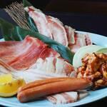 焼肉あらき - 料理写真:まんぷくセット(3,980円税込)