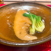 中國料理 北京 - 料理写真:特大吉切ザメの尾びれ姿煮 ブラウンソース