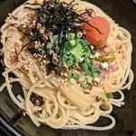 洋麺屋 五右衛門 - 辛子高菜の博多風