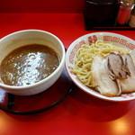 麺処 若松 - 2012年10月江戸つけ麺
