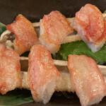 かに満 - 蟹肉のお造り