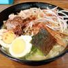 麺屋みっちゃん - 料理写真:ひやしみそラーメン850円