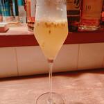 cocktail bar spoon - ドリンク写真: