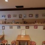 日本酒バー にゃごりん - 猫の絵と小物のギャラリー