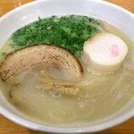 15496697 - 鶏白湯塩らーめん