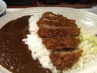 キッチン台栄 - カツカレー