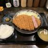 キセキ食堂 - 料理写真:上キセキカツ定食  1750円
