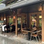 ベーカリー&レストラン 沢村 - ハルニレテラスにあるお店