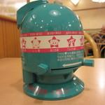 ポプリンキッチン - 昭和の喫茶店見たいなガチャガチャ