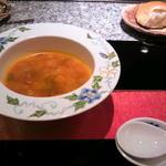 15497033 - 本日のスープ