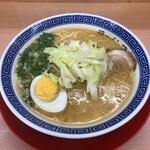 ラーメンマン - 朝ラーメン 480円