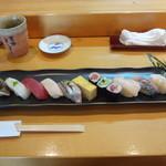 15498812 - 復興支援 絆寿司 雅