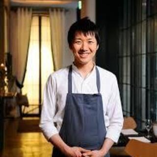Chef中村和成の世界観を表現した一皿