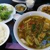 ロンロン - 料理写真:ロンロン麺セット 1080円