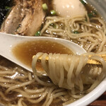 麺屋江武里 - 麺とスープ